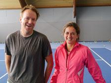 Clubtrainer Jan und Veneta Beusch