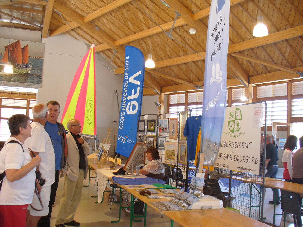 Forum des associations de Cayeux sur Mer