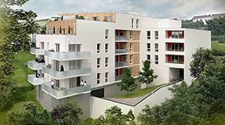 residence neuve, appartement a vendre, immobilier bordeaux, carbon blanc