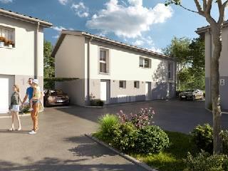 Maison individuelle, parempuyre, 33 gironde, programme neuf, bordeaux, sud ouest