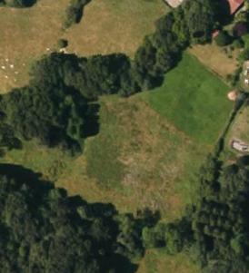 terrain à bâtir d'environ 15 000 m² sur monget