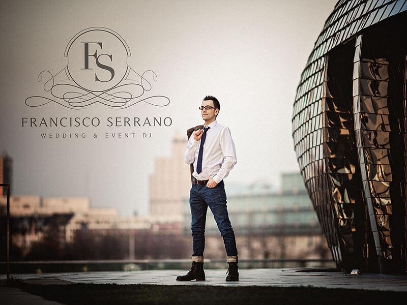 Der DJ für Hochzeit in NRW Francisco Serrano. Ihr DJ für ihre Hochzeit in NRW.
