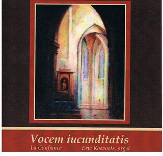 Gregoriaanse gezangen, orgelimprovisaties