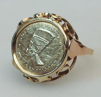 Goldring aus Lippe - Detmold