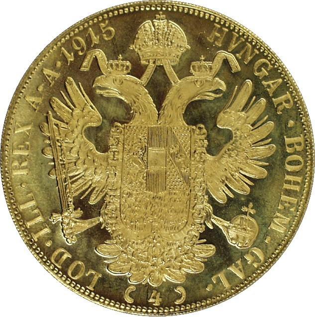 Goldmünze aus Bielefeld - OWL