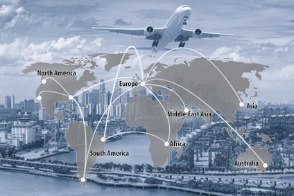 Elektrogroßhändler Export
