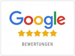 Bewertung bei Google abgeben