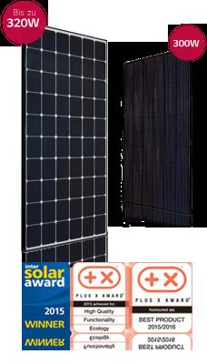 LG Solar NeON 2 Cello Modul