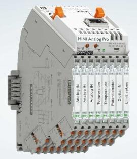 Phoenix Contact Interface Technik und Schaltgeräte