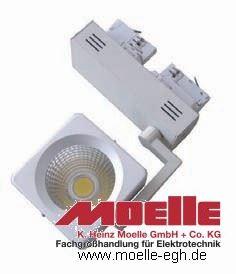 LED Schienenstrahler