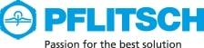 Pflitsch Kabelverschraubungen Logo