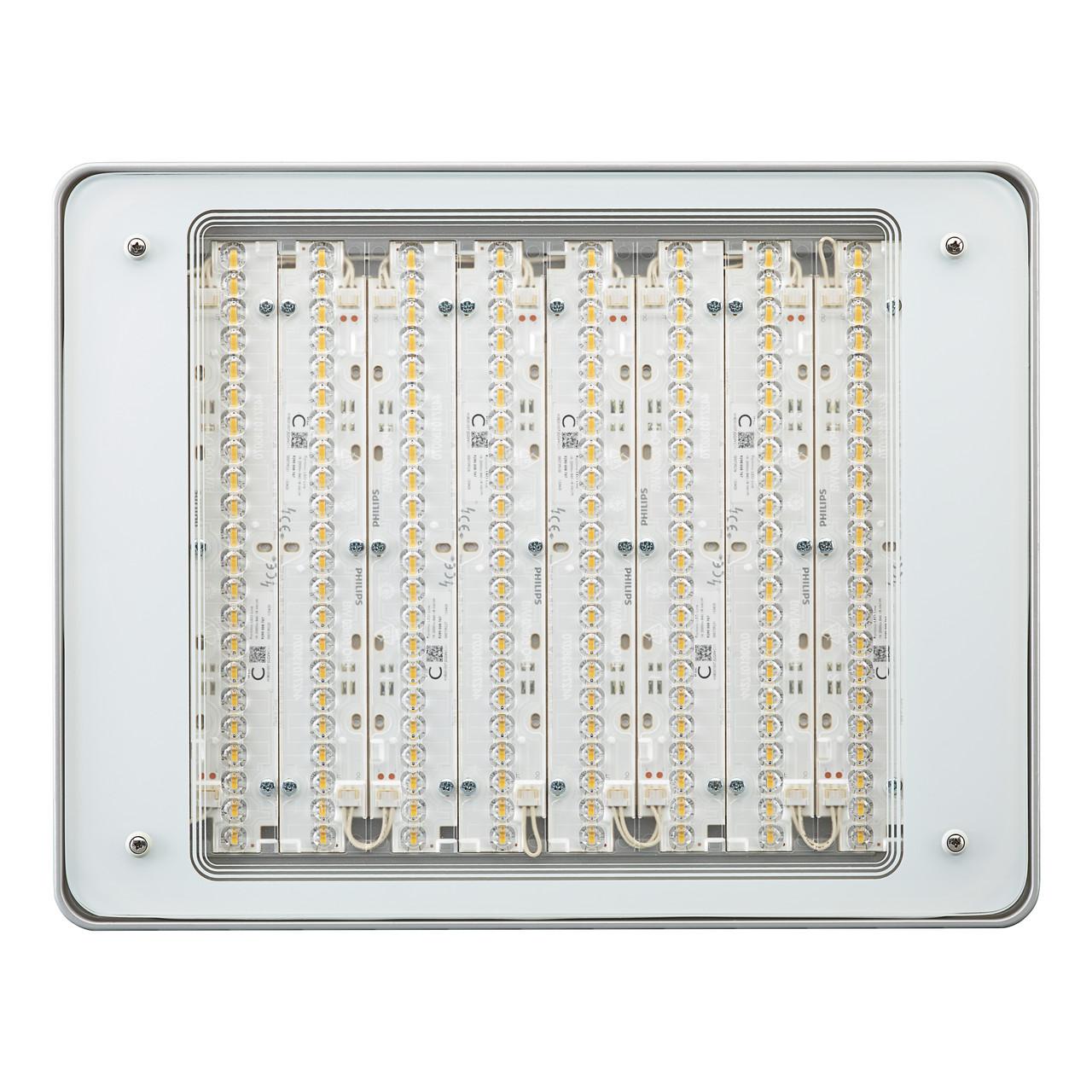 LED Hallenbeleuchtung mit GentleSpace gen2 von Philips