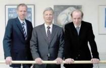 Geschäftsleitung Grosshandel für Elektrotechnik Moelle, Deutschland