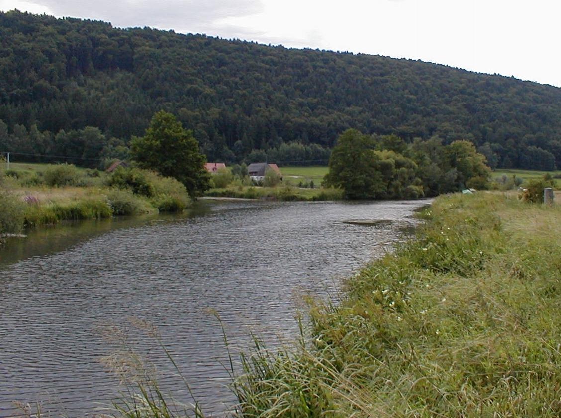 Altmühl bei Mühlbach