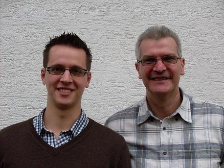 Ihr Brennstoffhandel-Team: Peter und Bernd Dietz