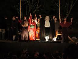 Les Théâtrales de Collonges la Rouge: une autre année