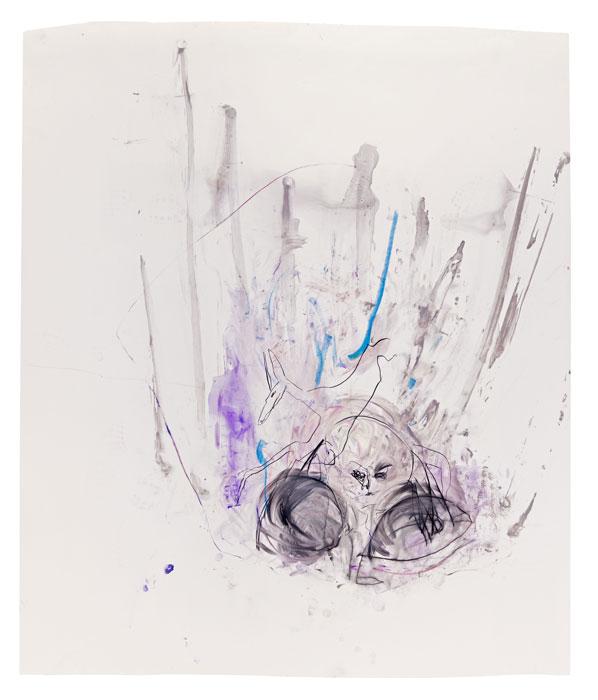Traum 2 | 2016 | 156/155,5 x 133 cm