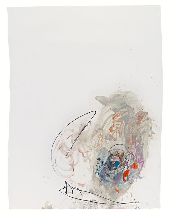 Dovele 2 | 2016 | 133 x 101/99 cm