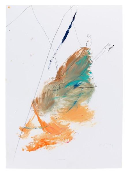 Schaukel | 2015 | 70 x 50 cm