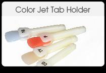Farbplättchenhalter