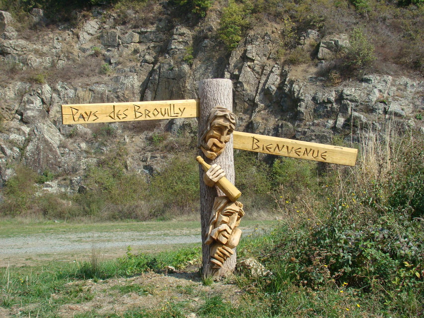St Lager (Beaujolais