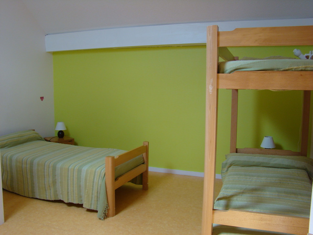mezzanine avec 4 couchages