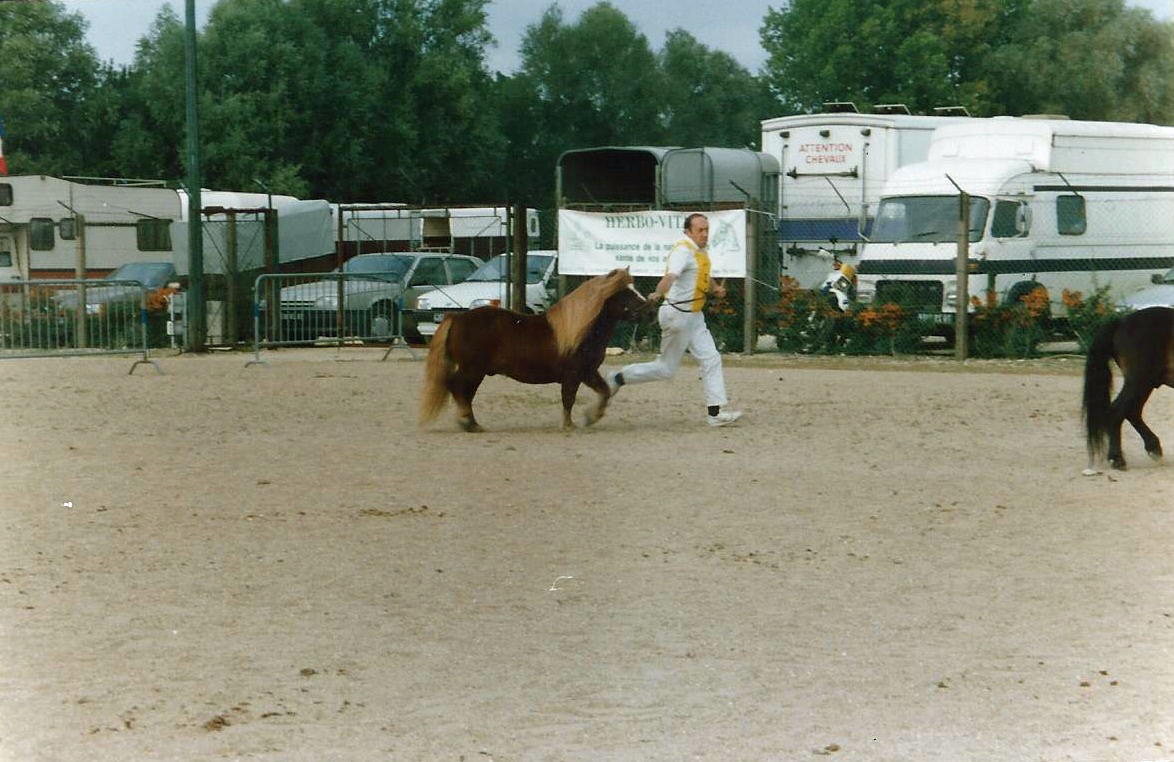 Championnat de France de Tours 1992