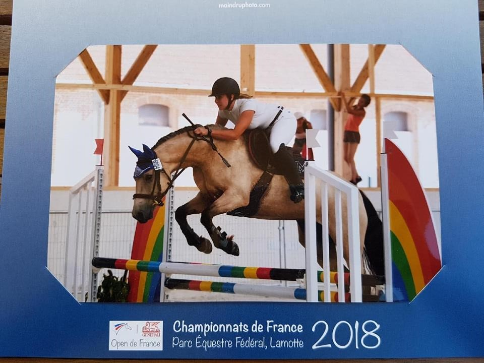 Championnat de France 2018