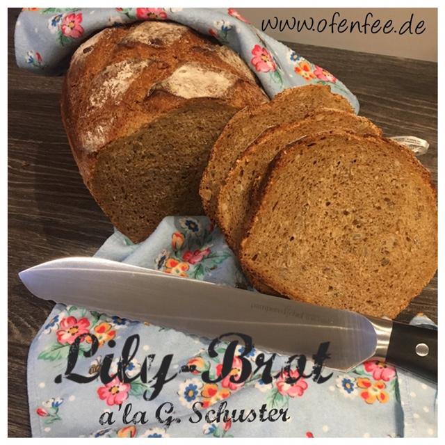 Lily-Brot aus dem Katalog Pampered Chef Frühjahr/Sommer 2018
