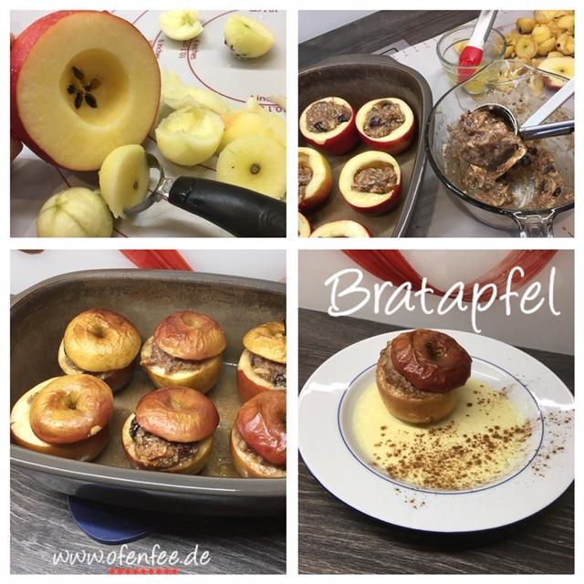 Bratapfel im Ofenmeister/Ofenhexe/Ofenzauberer von Pampered Chef