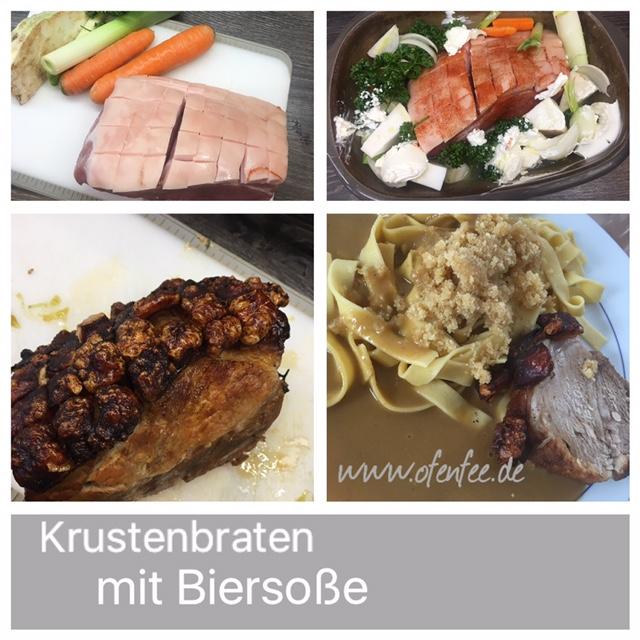 Krustenbraten im Ofenmeister von Pampered Chef