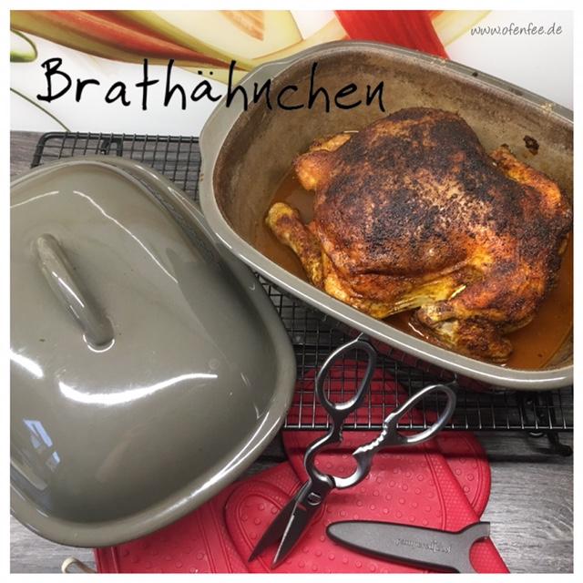 Brathähnchen aus dem Ofenmeister von Pampered Chef