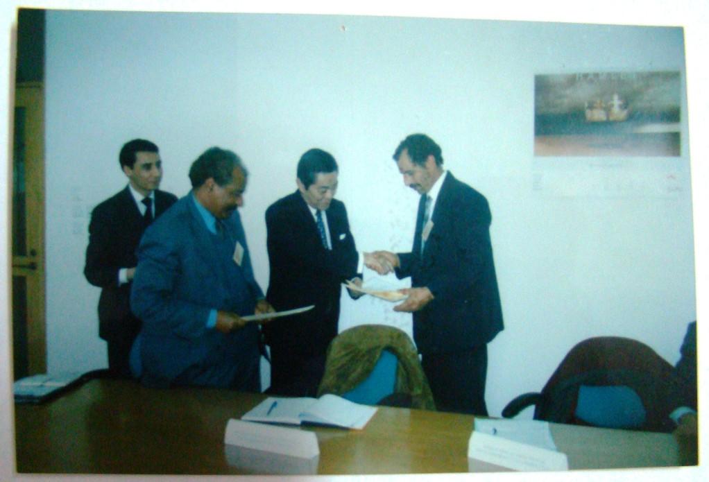 Abdelkader JABRI - Ambassade du Japon
