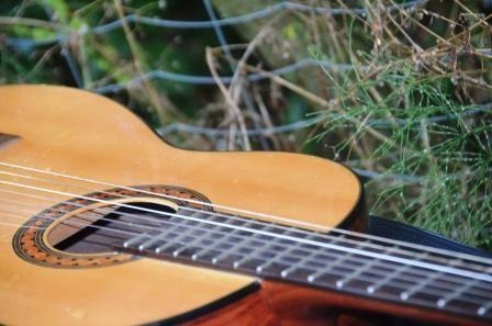 Ich komme zu Ihnen - mit meiner Gitarre, meiner Trommel, meinen Liedern