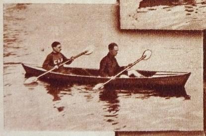 périssoire double (in revue TCF 1935)