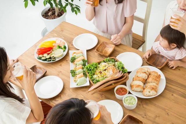 タンパク質・脂質・炭水化物 PFCバランスの整った食事で身体も整えましょう