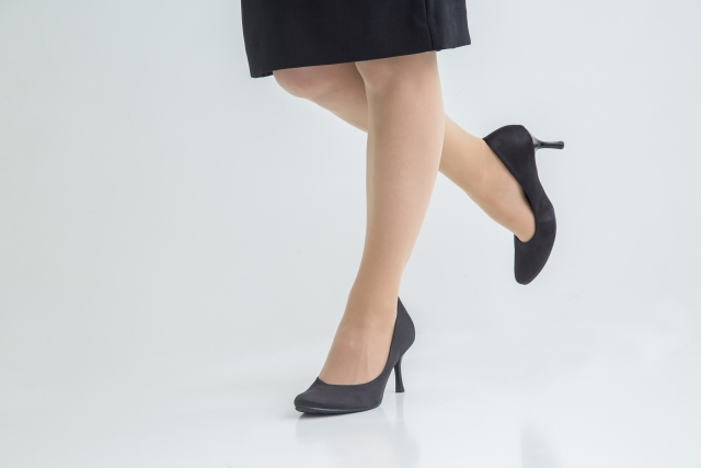 靴も楽々履けるように