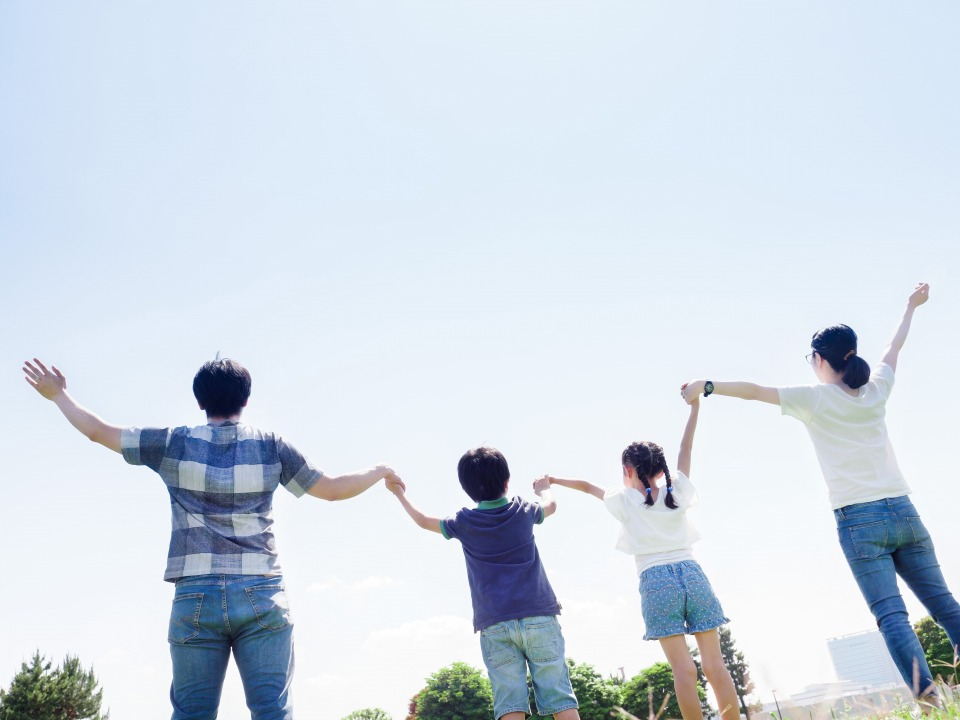 元気 健康 家族 Family