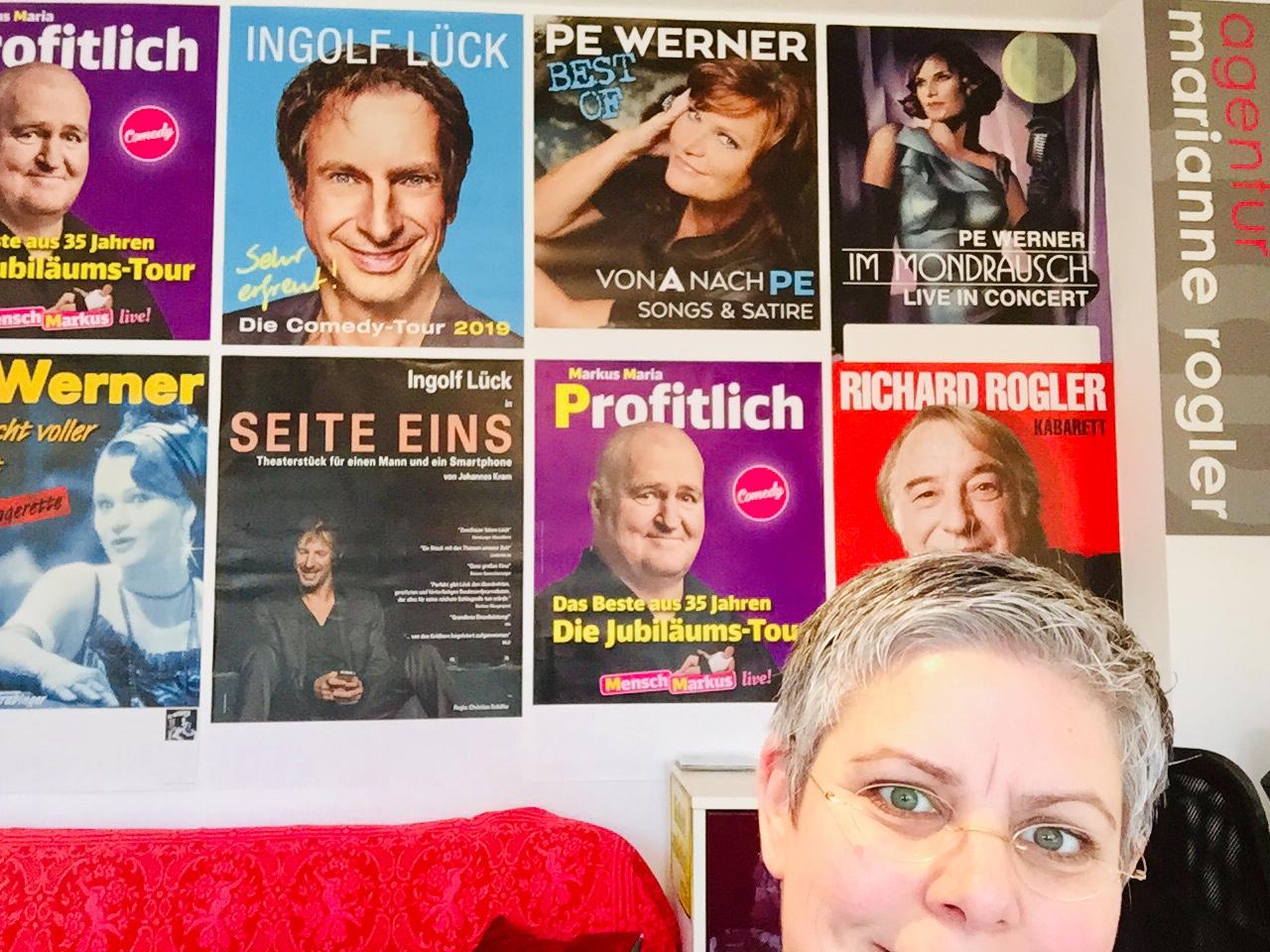 Der Erntehelfer Podcast - Folge 06 - Marianne Rogler - Künstler Agentin