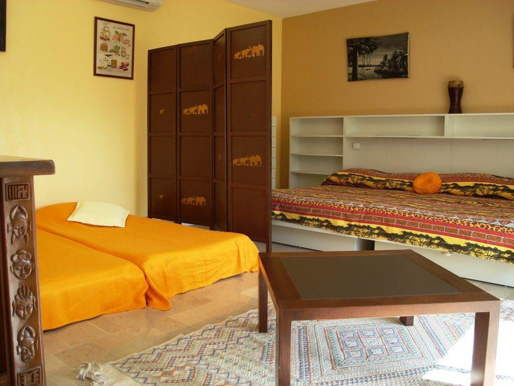 La chambre familiale Pradets à Sorède proche Espagne