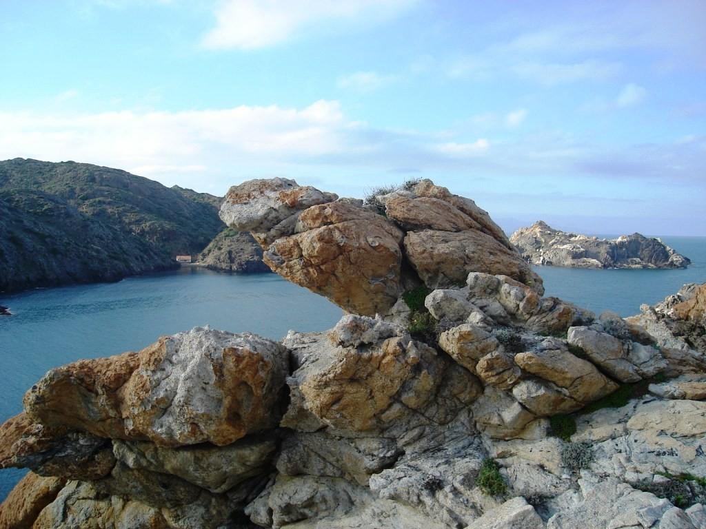 Randonnée au parc naturel du Cap CREUS près de Cadaquès
