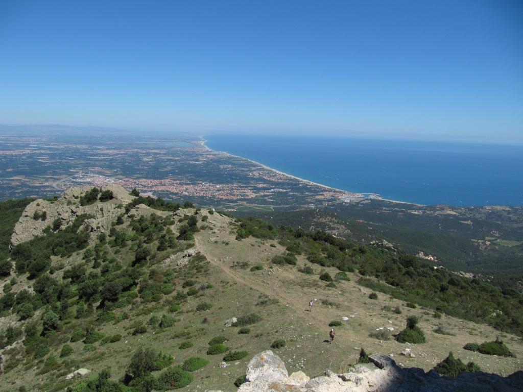 Randonnée massif des Albères (nombreuses randonnées au départ de nos chambres et gîtes Al Pati Sorède)