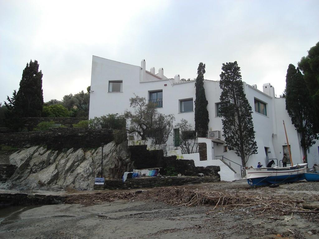 La maison Salvador Dali près de Cadaquès