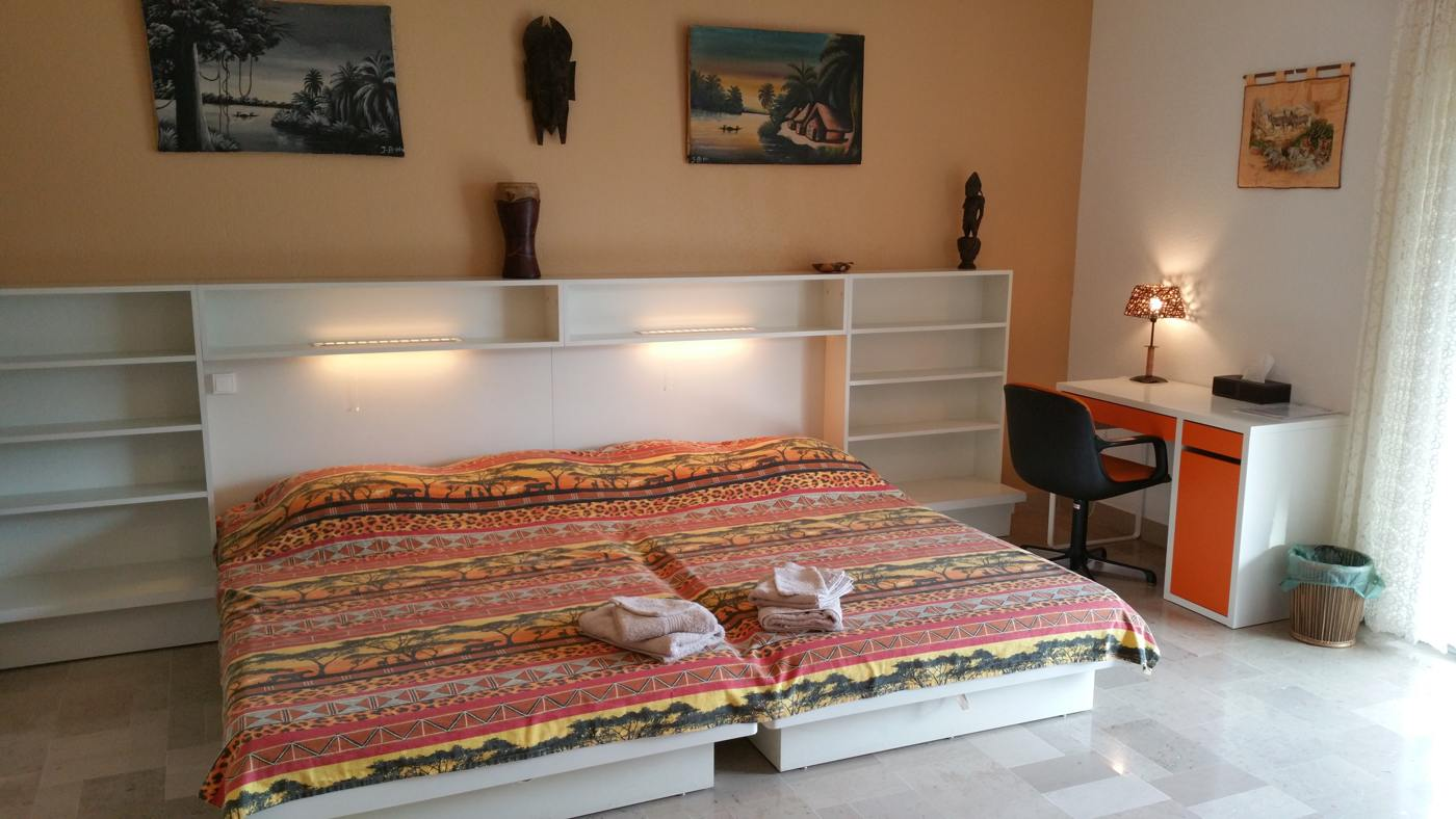 PRADETS room (Al Pati Bed and Breakfast)