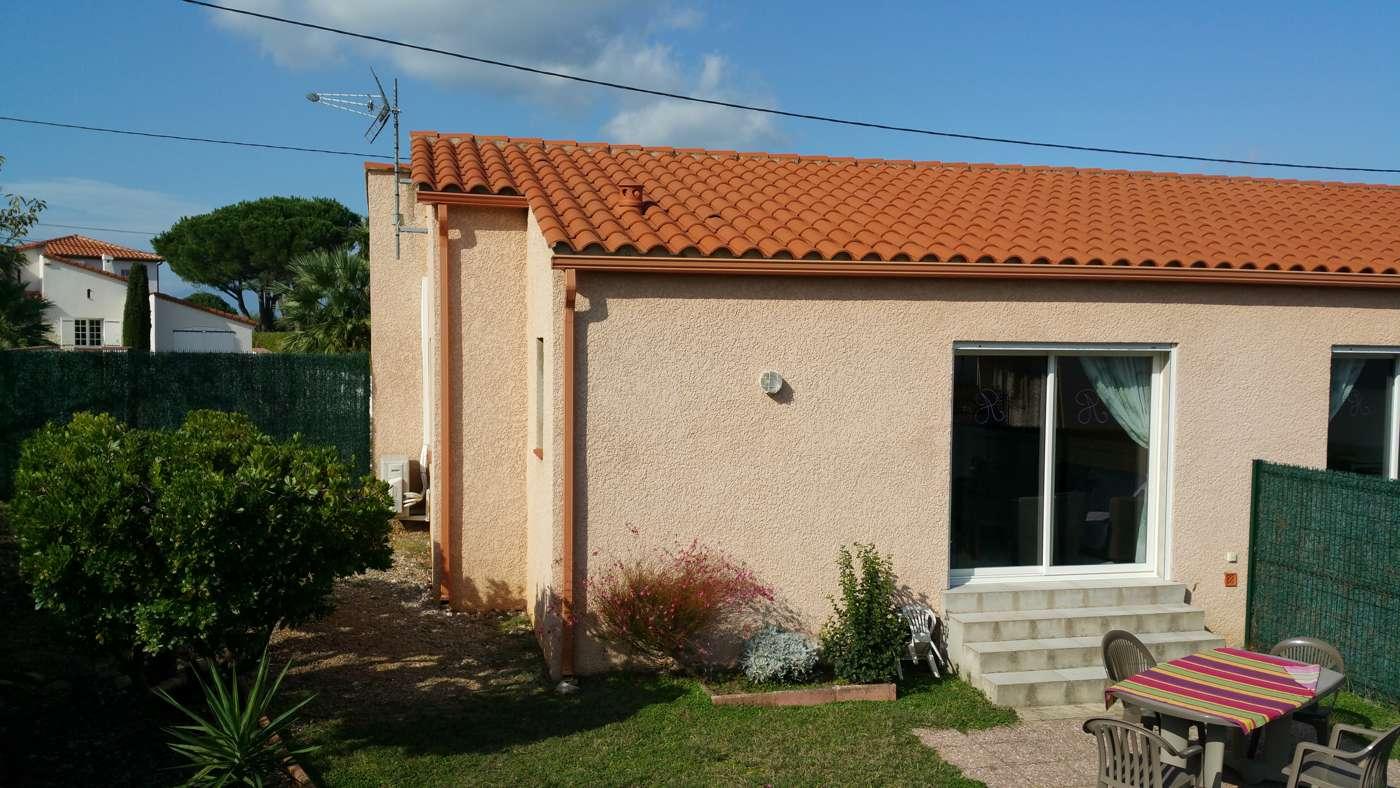 La location meublée Arbousier (près de Argelès sur mer et Collioure)
