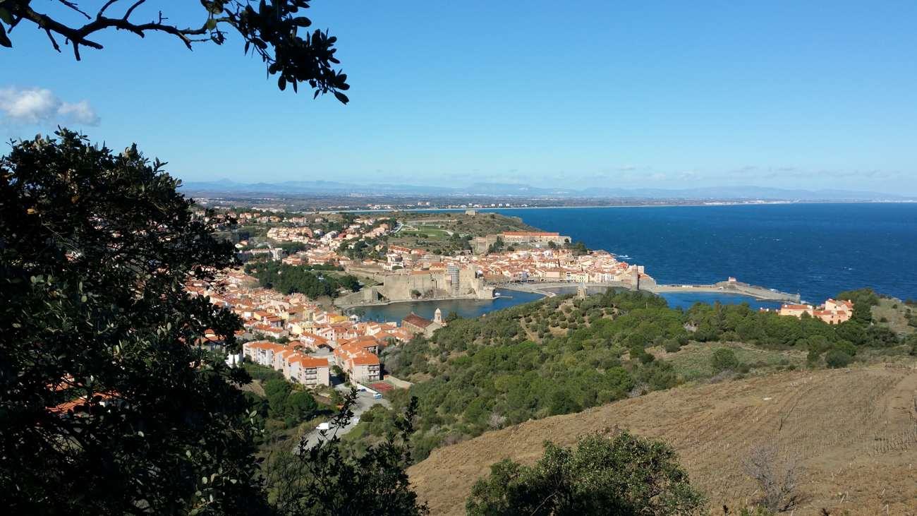 Balade à Collioure