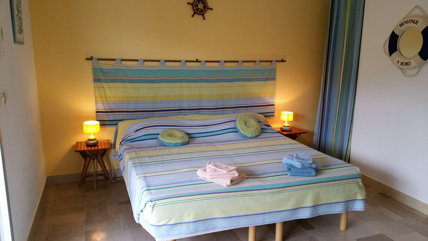 La chambre Neulos à Sorède proche Perpignan