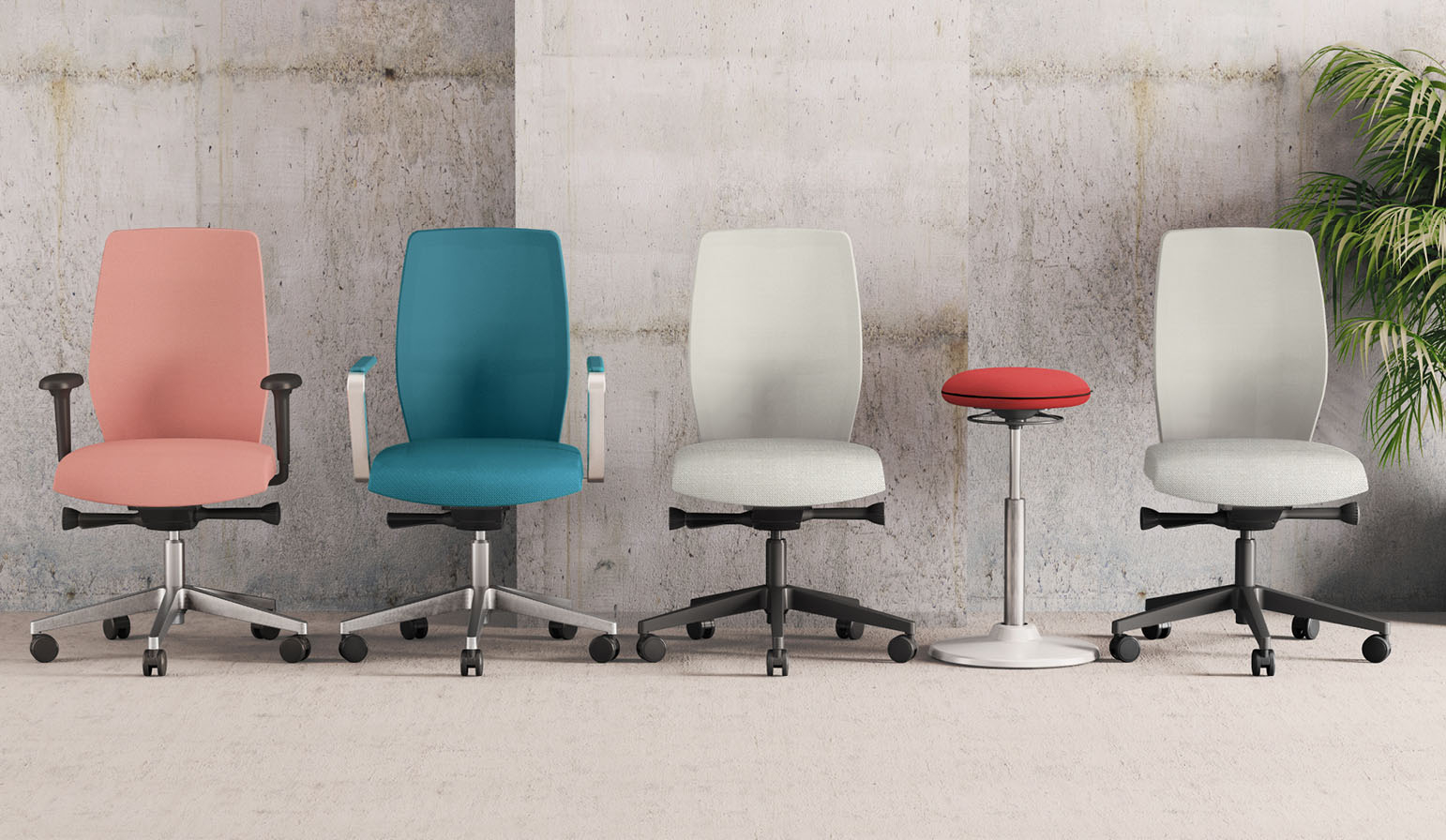 Savo Soul - free-float office chair
