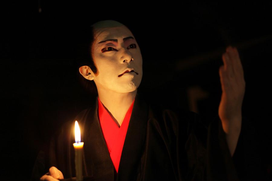 中之条ビエンナーレ2013「歌舞伎ing in 冨沢家住宅」(群馬県)