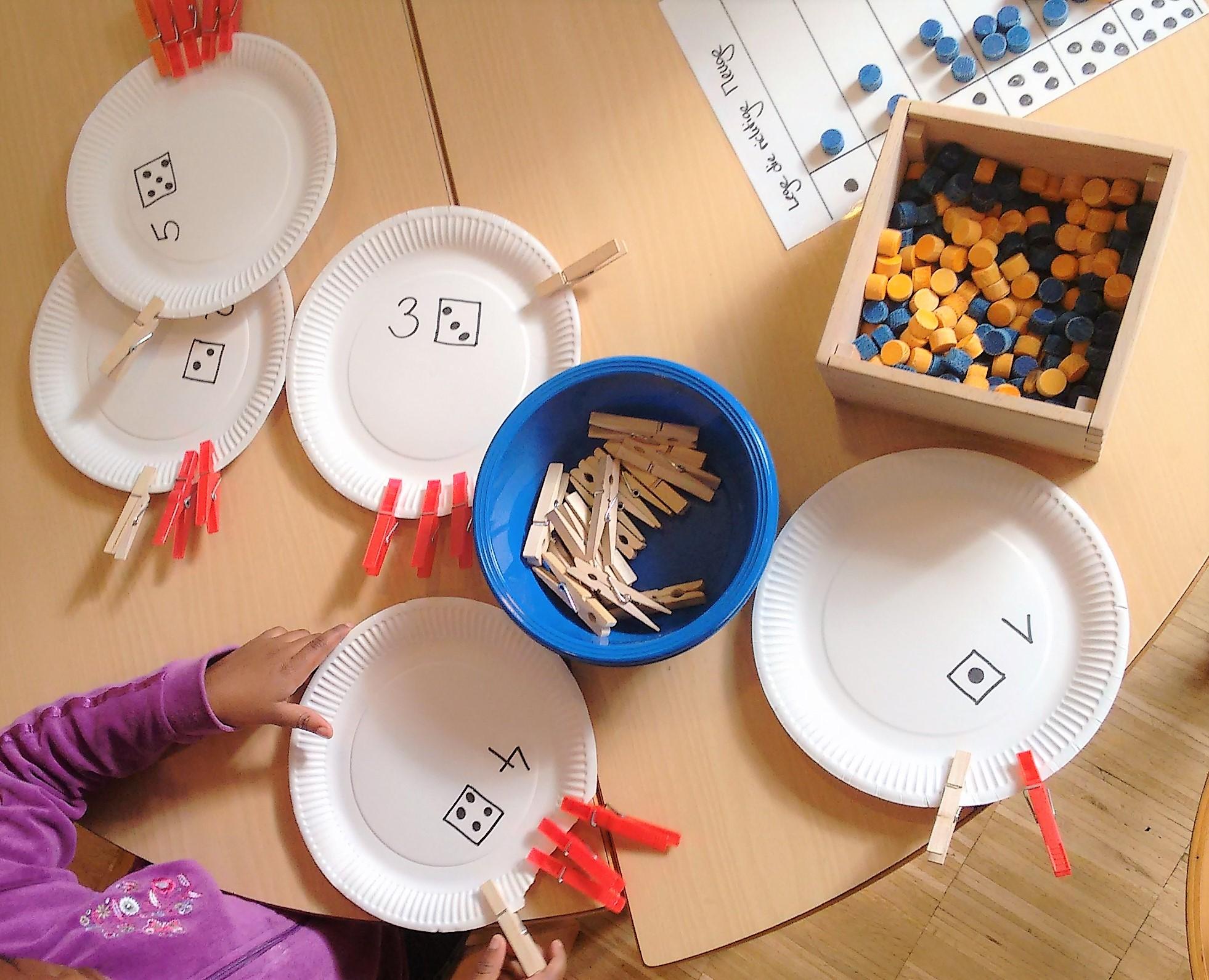 Zahlen und Mengen lernen ist gar nicht so schwer!